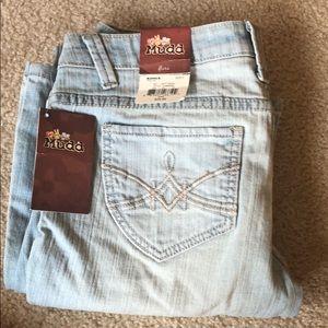 MUDD light blue jeans size 5
